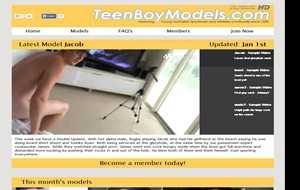 TEENBOYMODELS