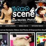 Homo Scene