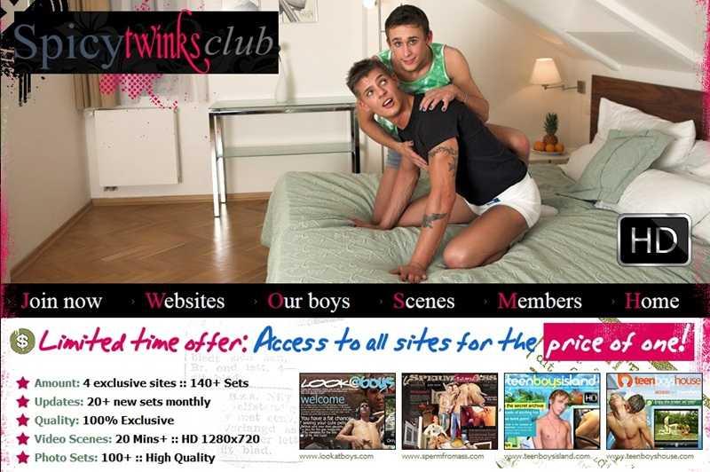 Spicy Twinks Club