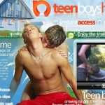 Teen Boys House