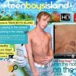 Teen Boys Island
