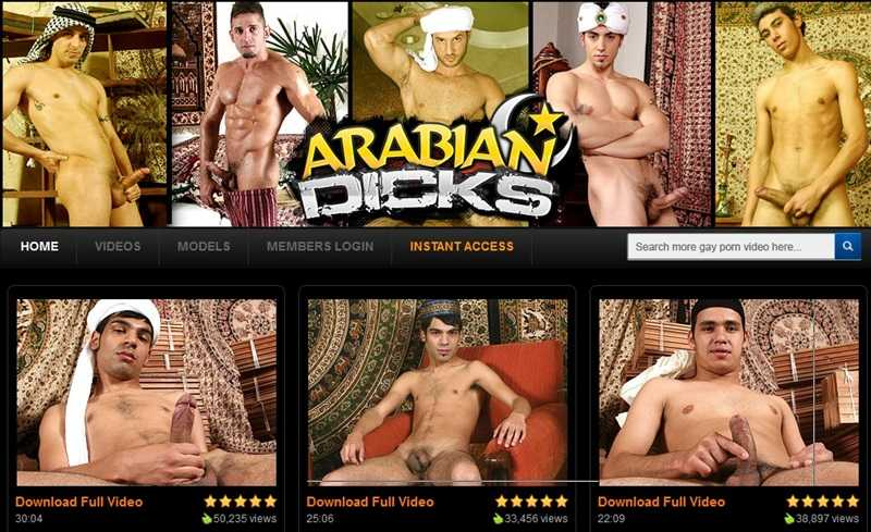 Arabian Dicks