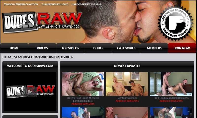DudesRaw1 - Dudes Raw