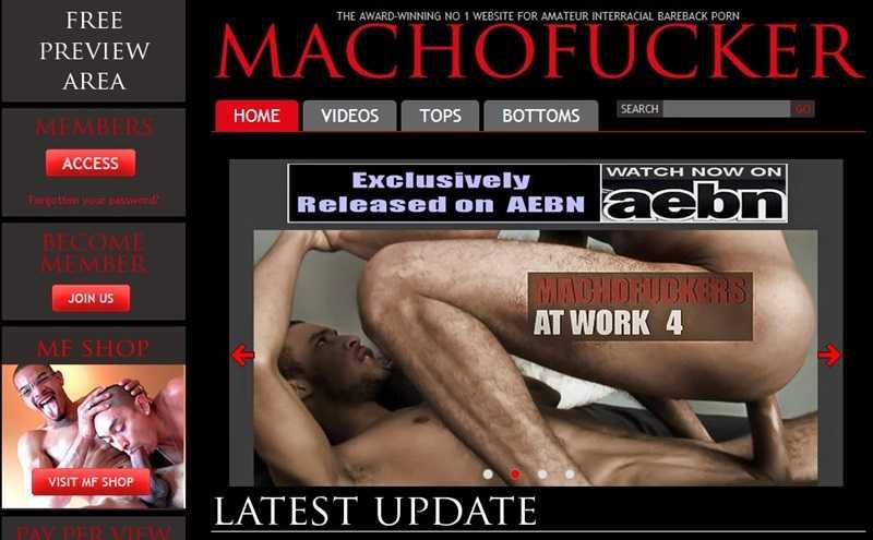 Macho Fucker