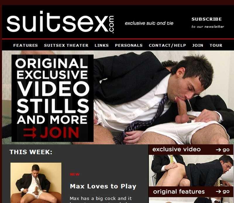 SuitSex1 - Suit Sex