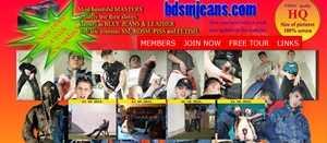 BDSM Jeans