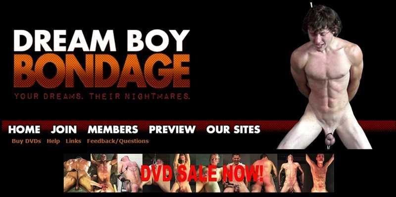 MyGayPornListdreamboybondage - Dream Boy Bondage