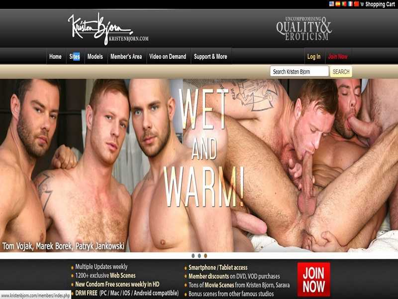 Kristen Bjorn Gay Sex