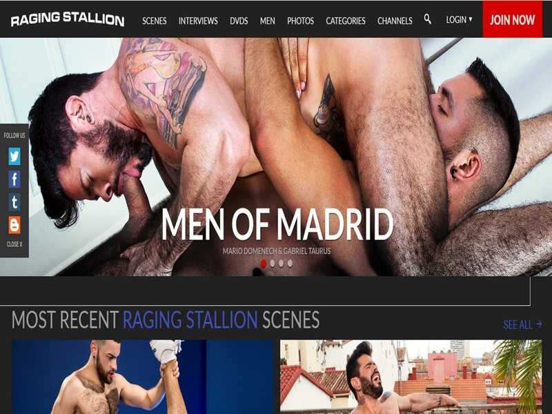 MyGayPornList RagingStallion GayPornReview 001 gay porn sex gallery pics video photo 1 - Raging Stallion