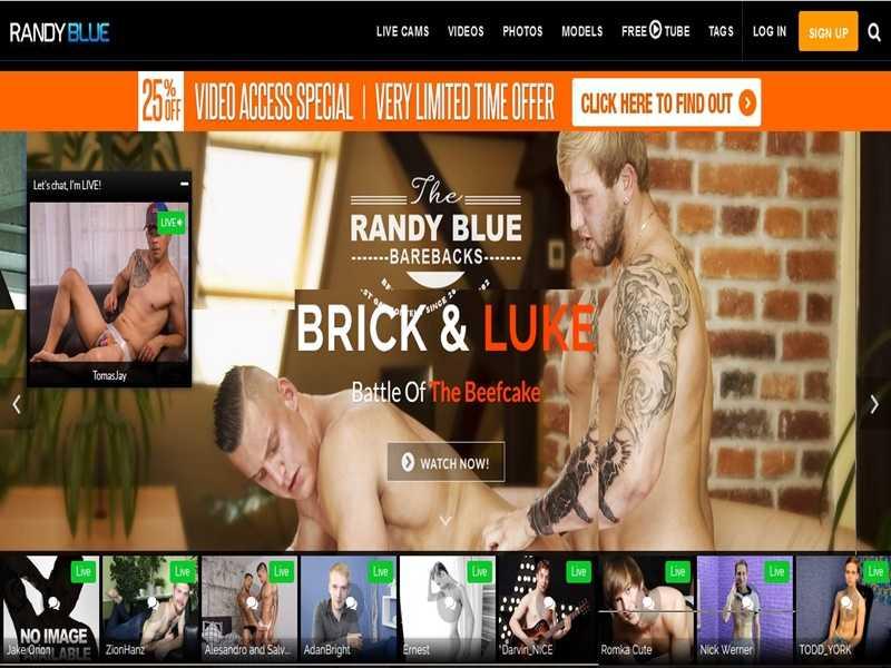 MyGayPornList RandyBlue GayPornReview 001 gay porn sex gallery pics video photo 2 - Randy Blue