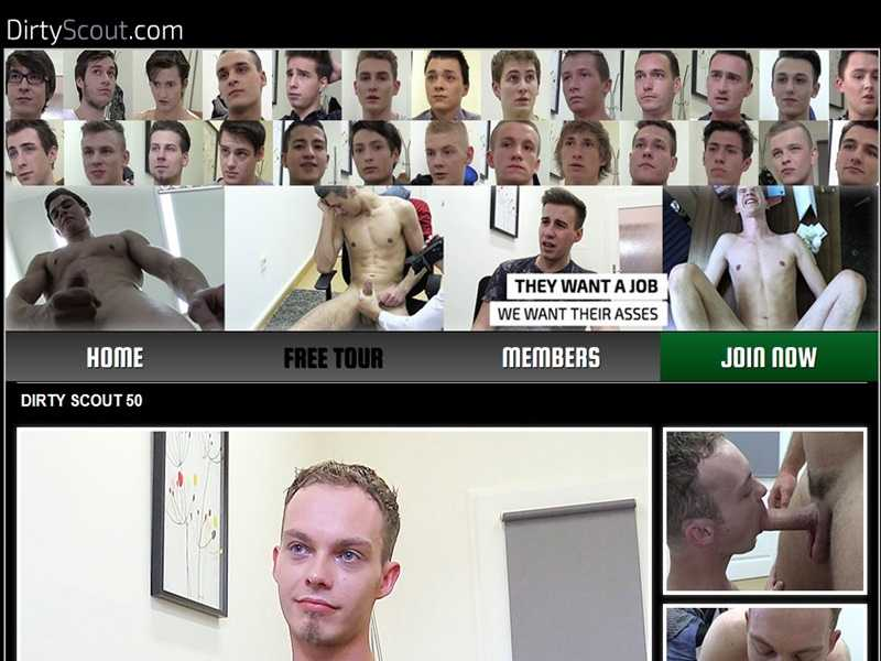 MyGayPornList DirtyScout GayPornSiteReview 001 gay porn sex gallery pics video photo 1 - Dirty Scout