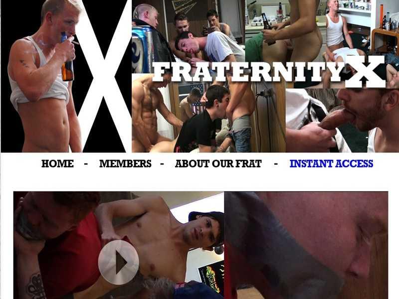MyGayPornList FraternityX GayPornReview 001 gay porn sex gallery pics video photo - Fraternity X