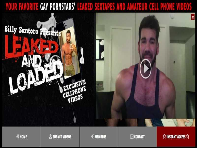 MyGayPornList LeakedandLoaded GayPornSiteReview 001 gay porn sex gallery pics video photo 1 - Leaked and Loaded