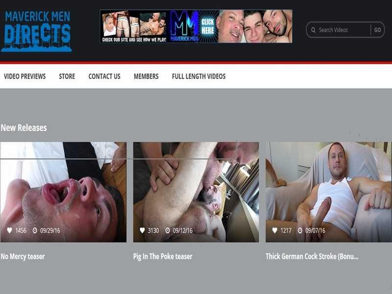 MyGayPornList MaverickMenDirects GayPornSiteReview 001 gay porn sex gallery pics video photo 1 - Maverick Men Directs