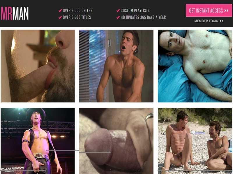 MyGayPornList MrMan GayPornSiteReviews 001 gay porn sex gallery pics video photo 1 - Mr Man