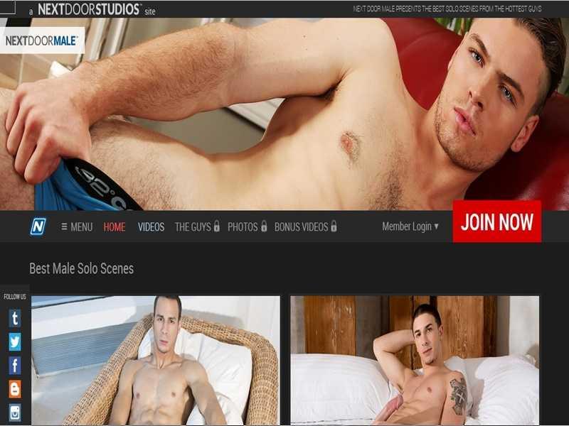 MyGayPornList NextDoorMale GayPornSiteReview 001 gay porn sex gallery pics video photo 1 - Next Door Male