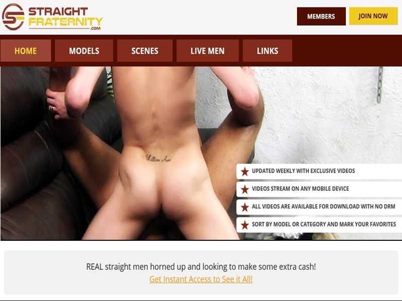 MyGayPornList straightfraternity GayPornSiteReviews 001 gay porn sex gallery pics video photo 1 - Straight Fraternity
