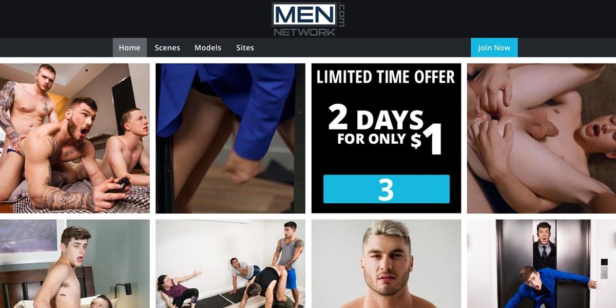 Men Gay Porn Site Review MyGayPornList 001 Pics image gallery - Men