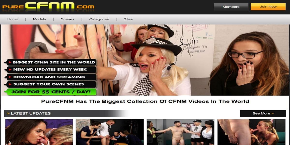 Pure CFNM Review MyGayPornSite 001 Gay Porn Pics - PURE CFNM