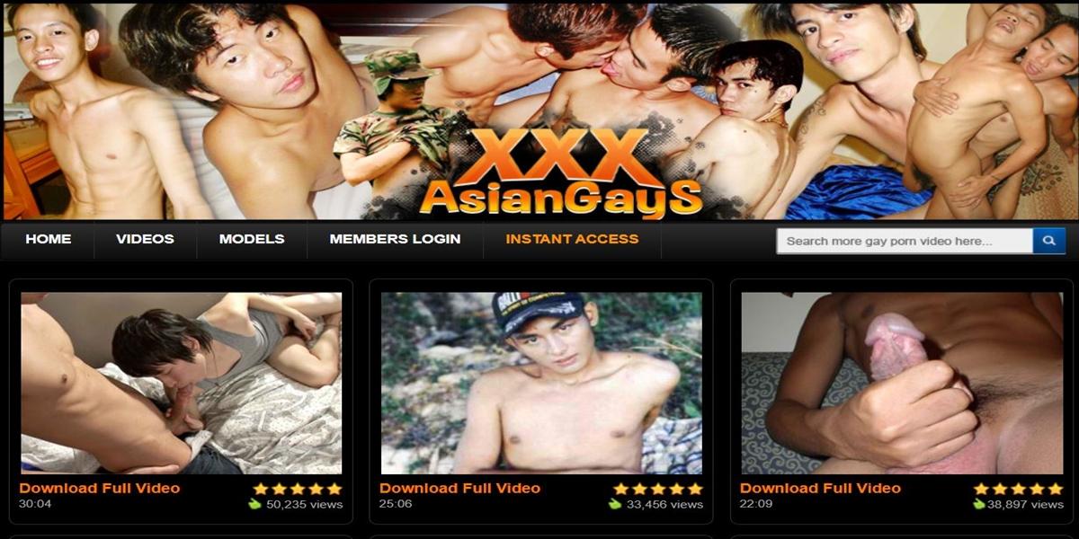 XXX Asian Gays Review MyGayPornList 001 Gay Porn Pics - XXX Asian Gays