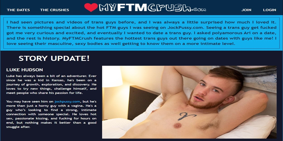 My FTM Crush Gay Porn Site Review MyGayPornList 001 Gay Porn Pics - My FTM Crush