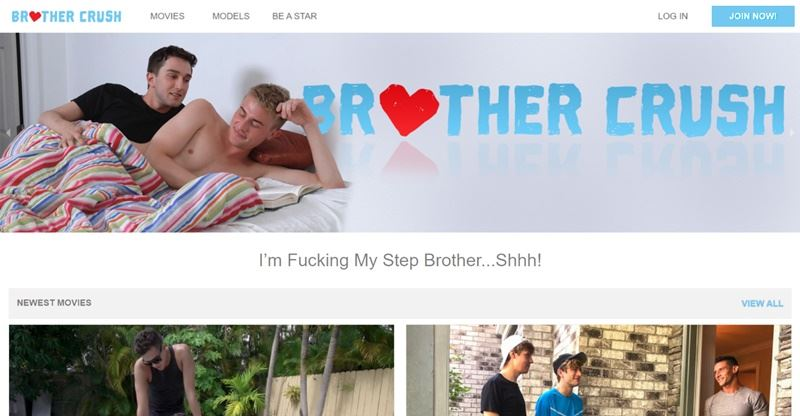 Brother Crush Site Review MyGayPornList 001 gay porn pics - Brother Crush