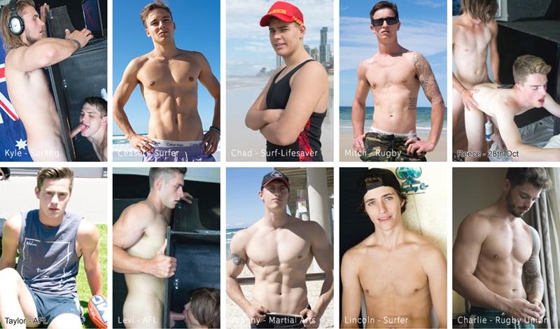 All Australian Boys Latest Aussie Dudes Site Review MyGayPornList 001 gay porn pics - All Australian Boys