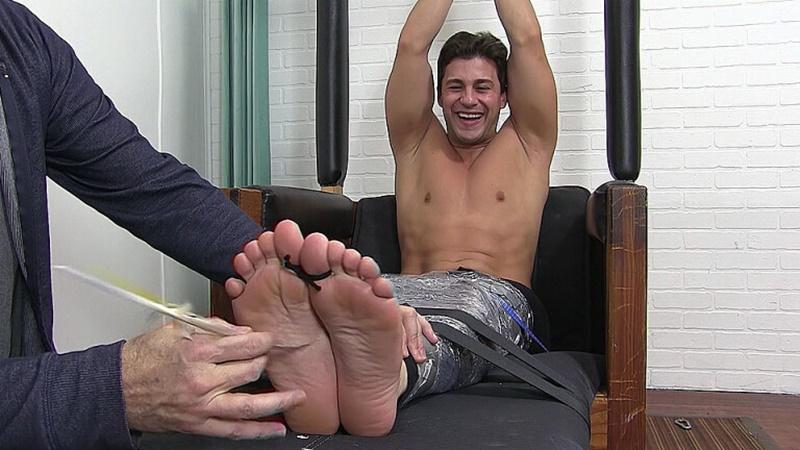 Aldo Tickle Area MyFriendsFeet Honest Gay Porn Site Review - My Friends Feet