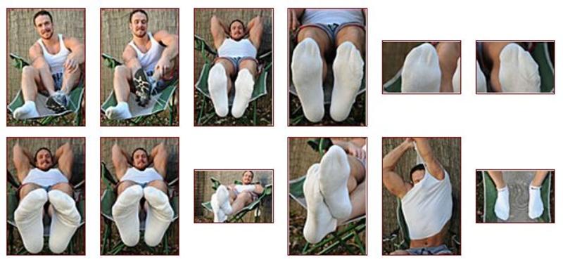 Cain Sock Area My Friends Feet Honest Gay Porn Site Review - My Friends Feet