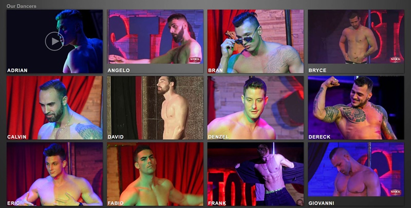 Gay Male Strippers Erotic Male Dancer StockBar Honest Gay Porn Site Review - Stock Bar