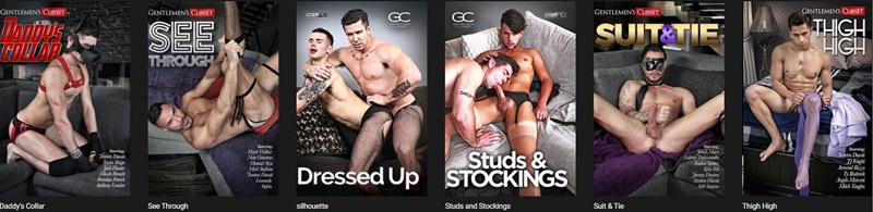 Gentlemans Closet DVD VOD Releases Honest Gay Porn Site Review - Gentlemen's Closet - Gay Porn Site Review