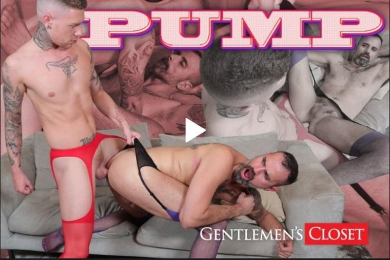 Gentlemens closet Carlos Ventura Danny Gunn Pump honest gay porn site review - Gentlemen's Closet - Gay Porn Site Review