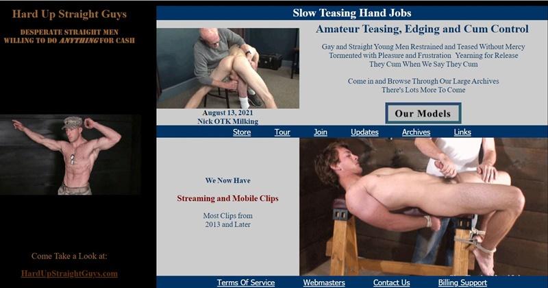 Slow Teasing Hanjobs Honest Gay Porn Site Review - Slow Teasing Handjobs